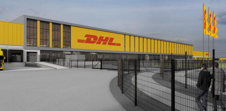 DHL e-commerce sorteercentrum Zaltbommel 3